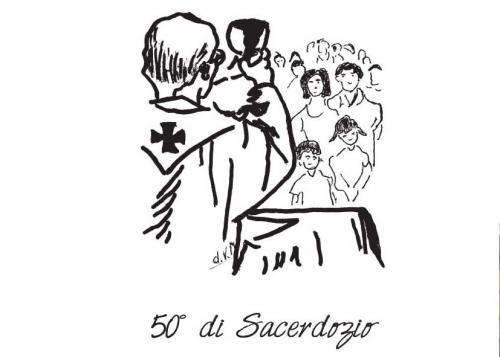 50 sacerdozio Don Valeriano