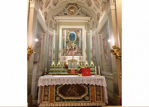 Altare maggiore 2