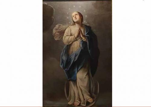 Beata Vergine Immacolata - Pedretti - 1700