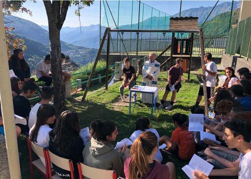 Campo ACR Molveno Settembre 2018