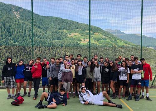 Campo ACR Molveno 2018
