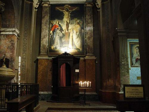 Cappella del Carracci