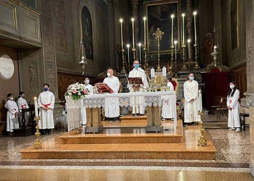 Messa catechismo