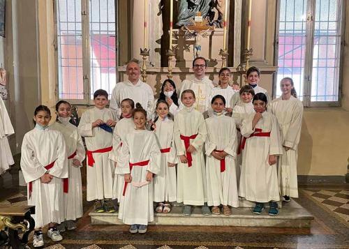 Messa catechismo - Corpus Domini