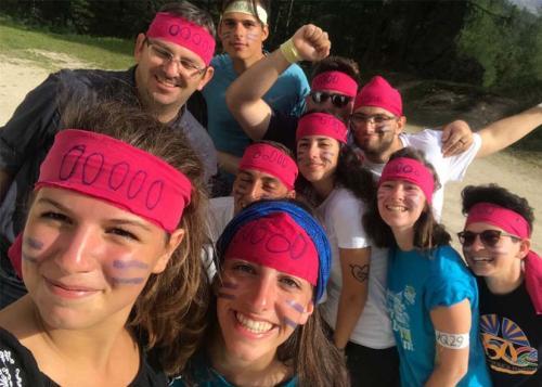 Educatori Campo Falzarego 2018