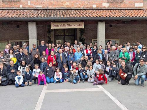A Padova per il Giubileo della Misericordia