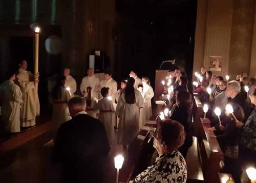 Veglia Sabato Santo