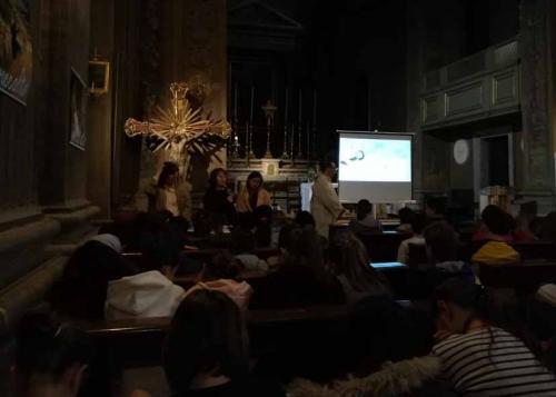 Celebrazione del catechismo
