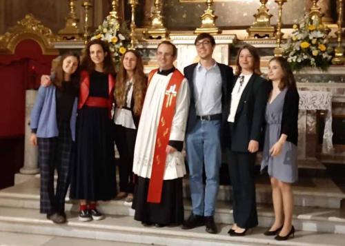 Catechismo 2019